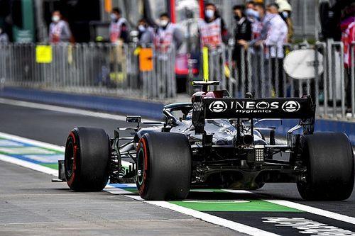 F1: Bottas troca motor de combustão interna e terá punição no GP dos EUA