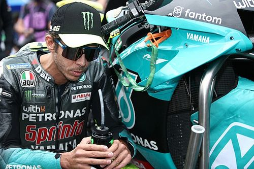"""Rossi """"boldog"""", hogy Dovizioso lesz az utolsó MotoGP-s csapattársa"""