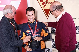 Dani Pedrosa opgenomen in MotoGP Hall of Fame