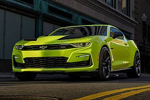 2019 Chevy Camaro gets a