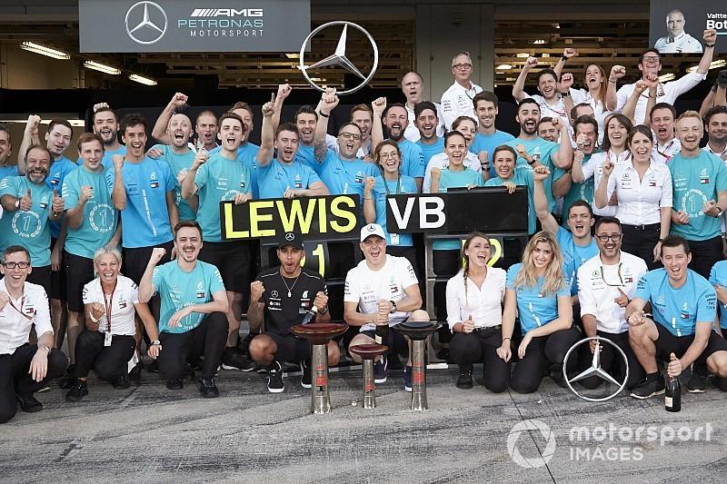 Geschäftsbericht zeigt: Formel 1 ist für Mercedes ein Schnäppchen