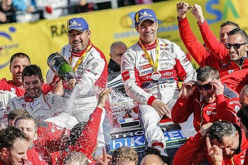 Sébastien Loeb et Daniel Elena se séparent