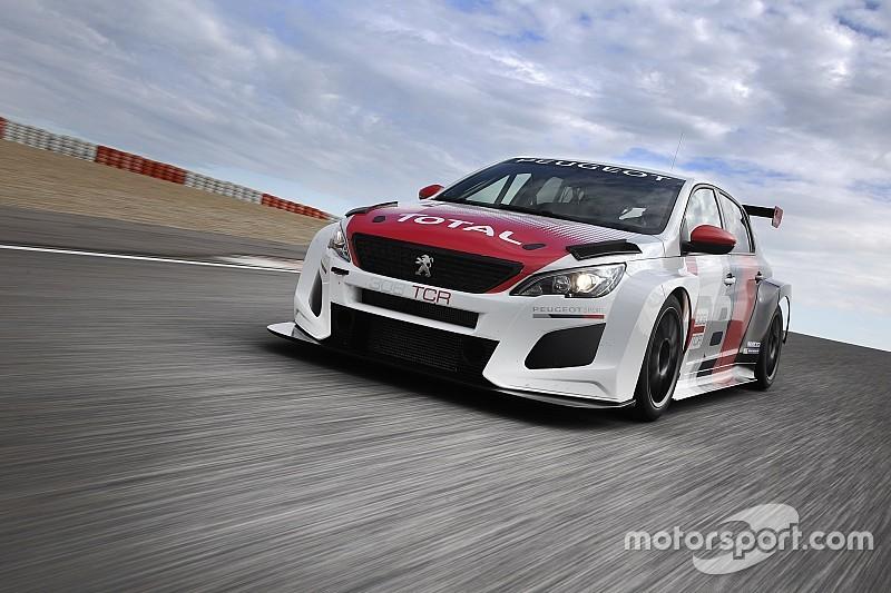 Fotostrecke: Tracktest Peugeot 308 TCR