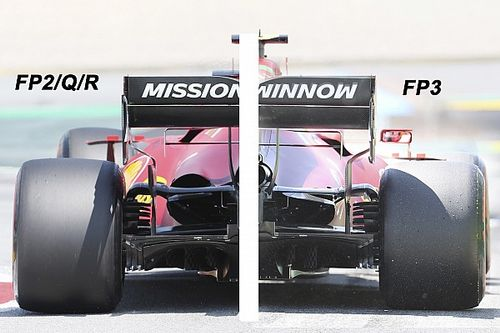 Ferrari: quelle scelte sagge in funzione della gara