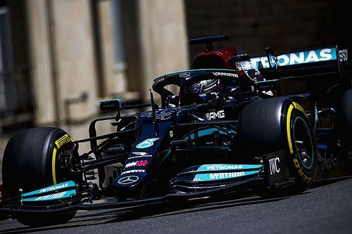 """Mercedes a """"une théorie"""" expliquant ses récentes difficultés"""