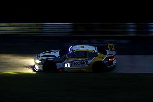24h Nurburgring: pole BMW-Rowe con un grande Yelloly nel diluvio