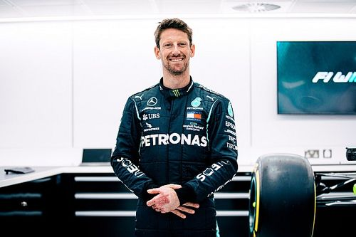 Grosjean's Mercedes F1 test to proceed despite French GP date change