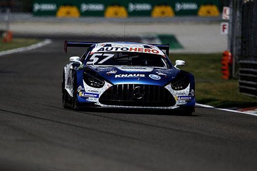 Monza DTM: Ellis Mercedes tops Friday practice as GT3 era begins