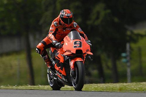 Postur Terlalu Tinggi, KTM Harus Modifikasi RC16 Petrucci