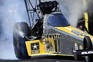 NHRA Race report Schumacher,  John Force take nitro wins at Gatornationals