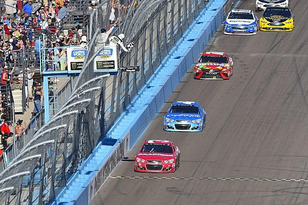 Wieder Platz 2 für Kyle Larson bei NASCAR in Phoenix: