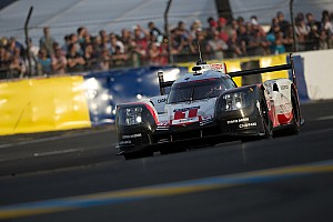 24 heures du Mans Actualités H+17 - Porsche en tête au crépuscule, deux LMP2 sur le podium