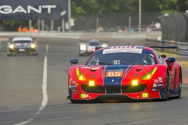 Anche Balzan con una Ferrari 488 GT3 modificata
