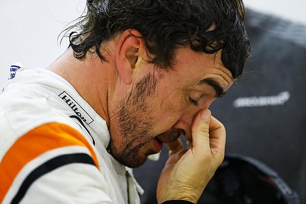 Alonso cree que tenía posibilidades de podio