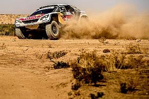 Cross-Country Rally Resumen de la etapa Loeb arrasa en la segunda etapa del Rally de Marruecos