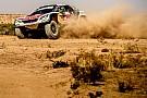 Loeb arrasa en la segunda etapa del Rally de Marruecos