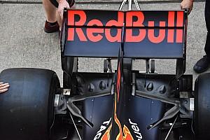 Formula 1 Analisi Red Bull: le... gocce sul diffusore sono dei generatori di vortice
