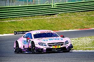 DTM Новость Mercedes представила машину для нового сезона DTM