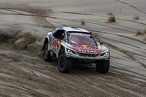 "Dakar Breaking news Loeb is ""ready to win"" Dakar, says Peterhansel"