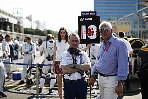 Формула 1 Інтерв'ю Стролл-старший: Наша мета – чемпіонський титул