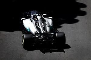 Forma-1 BRÉKING Mercedes: