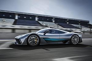Autó Motorsport.com hírek  Jó eséllyel Angliában fogják gyártani a Mercedes-AMG hiperautóját