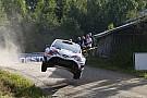 Finlandiya WRC: Lappi'nin liderliği sürüyor, ikincilik savaşı kızışıyor