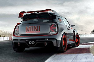 Automotive Nieuws Mini komt met racemonster(tje): John Cooper Works GP Concept