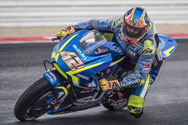 MotoGP Rins confirme et signe son meilleur résultat à Misano