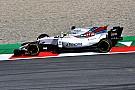 Масса збентежений жахливим результатом Williams у кваліфікації