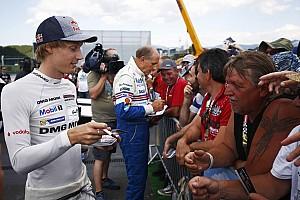 Forma-1 Motorsport.com hírek Hartley: Meglepetésként ért a lehetőség, de ez volt az álmom!