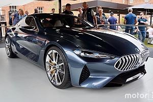 Auto Actualités La future BMW Série 8 fait tourner les têtes à Goodwood