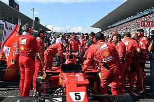 Forma-1 Elemzés Nem biztos ám, hogy csak a műszaki hibák miatt gyengélkedik a Ferrari...