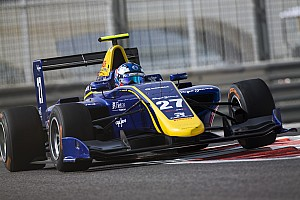GP3 Race report Abu Dhabi GP3: Hughes controls final race of the season