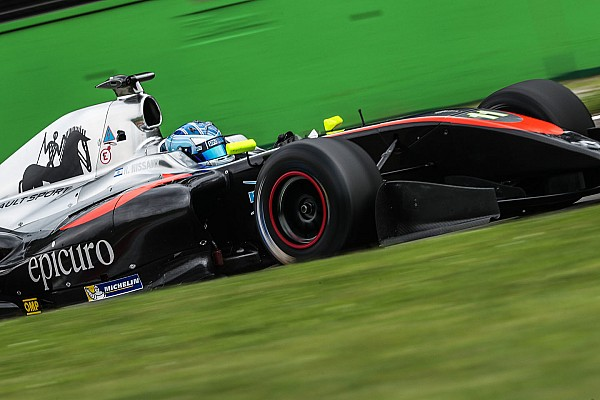 Formula V8 3.5 Nissany regola Fittipaldi e centra il primo successo stagionale a Jerez