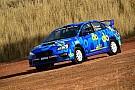 Other rally Factory PRC-spec Subaru begins testing in Australia