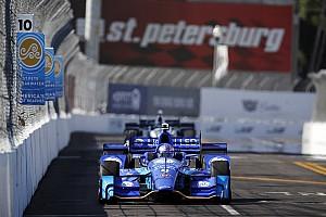 IndyCar Verslag vrije training IndyCar St Petersburg: Dixon sluit trainingen af als snelste, Honda maakt indruk