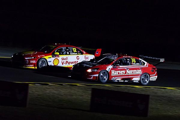Supercars News Test in Sydney: Australische Supercars erwägen Nachtrennen 2018
