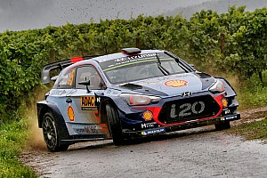 WRC Ultime notizie Hyundai porta in Spagna una i20 evoluta per aiutare Neuville