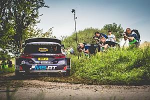 WRC Отчет о секции Тянак отобрал у Миккельсена первую позицию в Ралли Германия