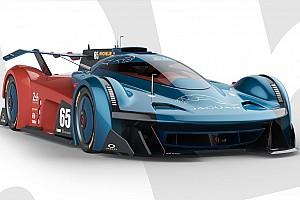 OTOMOBİL Özel Haber Türk tasarımcıdan Jaguar Le Mans konsepti