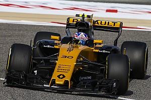 Renault utiliza novo MGU-K em teste no Bahrein