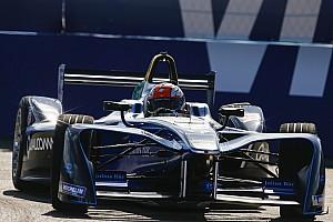 Formule E Nieuws Rossiter geïnteresseerd in Formule E na test in Berlijn