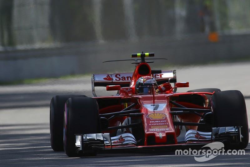 """Räikkönen a """"payé le prix"""" d'une erreur en Q3"""