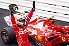 Vettel fue elegido piloto del día en el GP de Mónaco
