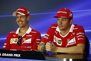 维特尔:从不玩弄政治的莱科宁是我在F1的最佳队友