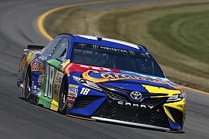 NASCAR Sprint Cup Crónica de Carrera Kyle Busch gana la Etapa 1 en Pocono