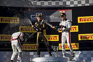 GP3 Crónica de Carrera Victoria de Alesi en GP3