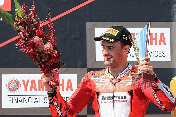 "World Superbike Forés: ""Pude ganar, pero cometí un pequeño error"""