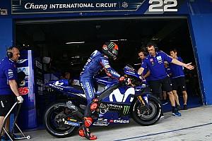 MotoGP Réactions S'il veut viser le titre, Viñales